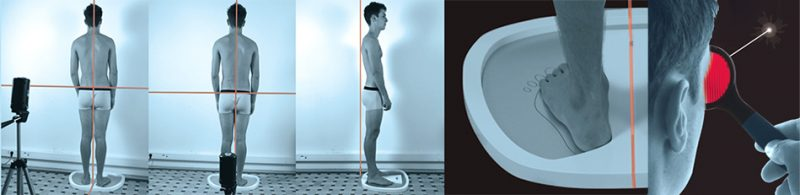 Matériel de diagnostic postural